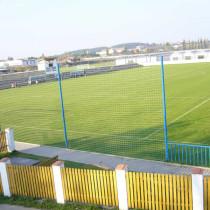 Výstavba fotbal. hřiště III. generace SK Senco – II. etapa