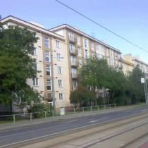 Rekonstrukce fasády Koterovská