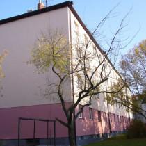 Rekonstrukce fasády Kyjevská 28