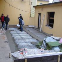 Rekonstrukce objektu Čs Rybářský svaz, Tovární 5