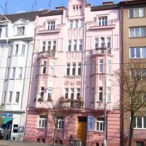 Rekonstrukce fasády Klatovská 951