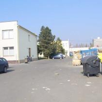 Rekonstrukce výrobního areálu ZKS Koterovská