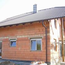 Výstavba RD Plzeň Výsluní