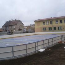 Sportovního areálu v Aši - ZŠ Hálkova