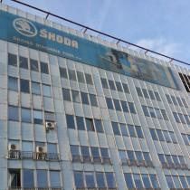 Rekonstrukce objektu Škoda Machine Tool a.s.