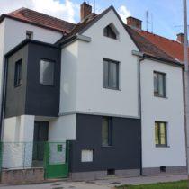 Přestavba RD - Plzeň Kyjevská 98
