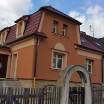 Rekonstrukce RD - Plzeň Plzeňská cesta