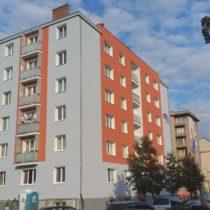Revitalizace BD Mánesova 95 - Plzeň